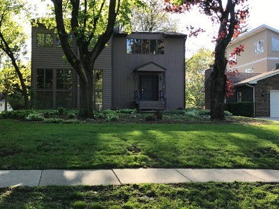 Hinsdale Single Family Home For Sale: 5840 South Garfield Street