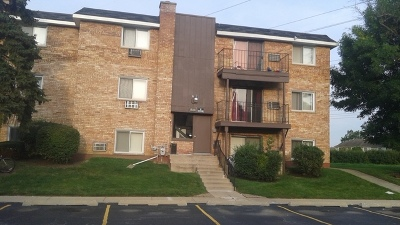 Addison Multi Family Home Contingent: 812 West College Boulevard