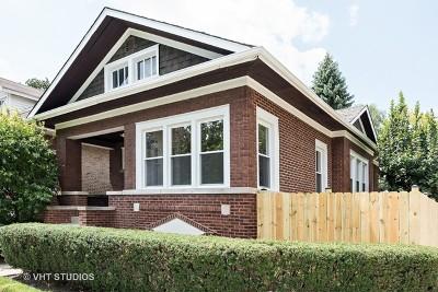 Oak Park Single Family Home For Sale: 511 South Harvey Avenue