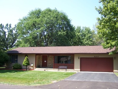 McHenry Single Family Home New: 5217 Meadow Street