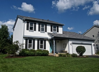 Cary Single Family Home For Sale: 802 Blazing Star Trail