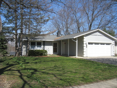 Cary Single Family Home For Sale: 676 West Main Street