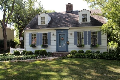 Homewood Single Family Home For Sale: 2115 Maple Road