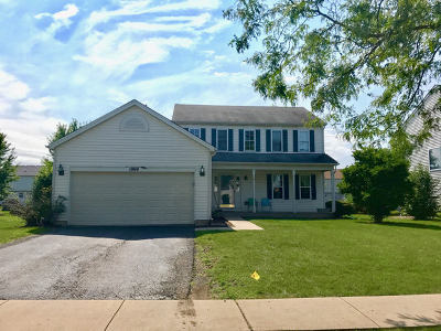 Plainfield Single Family Home For Sale: 1909 Westmore Grove Drive