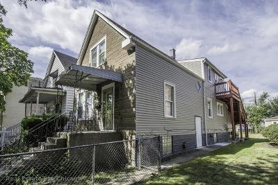 Single Family Home New: 7840 South Champlain Avenue