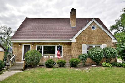 Elmhurst Single Family Home For Sale: 878 South Poplar Avenue