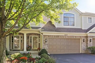 La Grange Condo/Townhouse For Sale: 7655 Park View Court