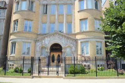 Condo/Townhouse New: 4744 South Prairie Avenue #1A