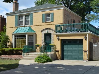 Single Family Home New: 11606 South Oakley Avenue