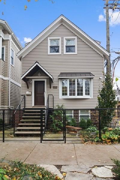 Single Family Home New: 1145 West Wellington Avenue