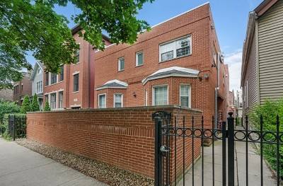 Cook County Condo/Townhouse For Sale: 2724 North Dayton Street #B