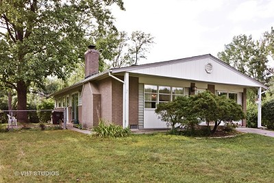 Oak Forest IL Single Family Home Contingent: $129,900