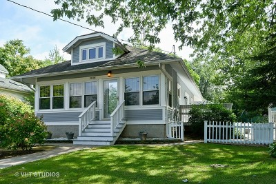 St. Charles Single Family Home Contingent: 1508 Riverside Avenue