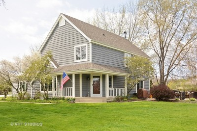 Brierwoods Estates Single Family Home For Sale: 20 Thornfield Lane