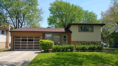 Elmhurst Single Family Home For Sale: 853 South Cedar Avenue