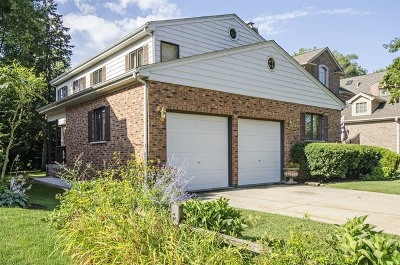 Wilmette Single Family Home For Sale: 2327 Thornwood Avenue