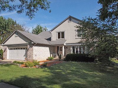 Roselle Single Family Home Contingent: 110 Arthur Avenue