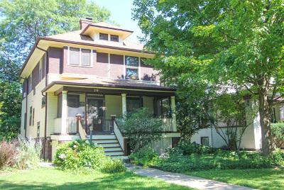 Oak Park Single Family Home New: 210 North Taylor Avenue