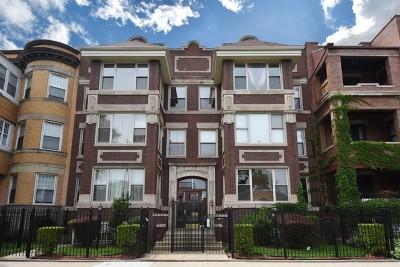 Condo/Townhouse New: 5346 South Michigan Avenue #3B