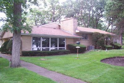 Antioch Single Family Home New: 42451 North Woodbine Avenue
