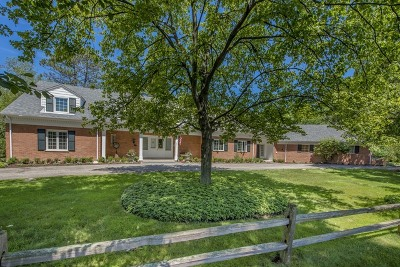 Winnetka Single Family Home For Sale: 105 Woodley Road