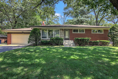 Lansing Single Family Home For Sale: 18135 Clyde Avenue