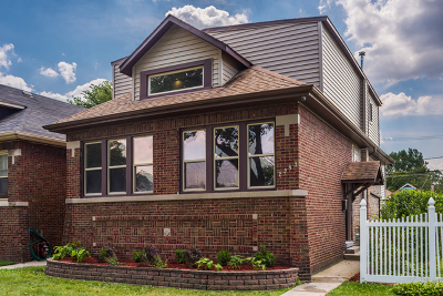 Chicago IL Single Family Home New: $254,900