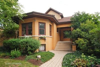 Oak Park Single Family Home For Sale: 1224 North Ridgeland Avenue