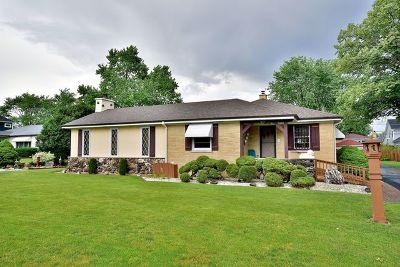 Elmhurst Single Family Home For Sale: 539 North Myrtle Avenue