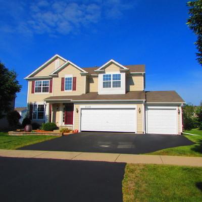 Montgomery Single Family Home Price Change: 2445 Sir Barton Lane