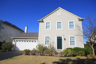 St. Charles Single Family Home Price Change: 507 Red Sky Drive