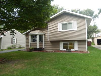 Geneva Single Family Home For Sale: 1513 Scott Boulevard