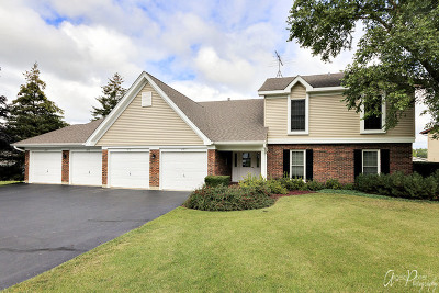 McHenry Condo/Townhouse New: 415 North Thornwood Drive #415
