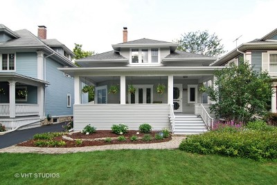 River Forest Single Family Home For Sale: 544 Keystone Avenue