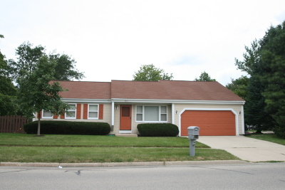 McHenry IL Single Family Home Contingent: $165,000