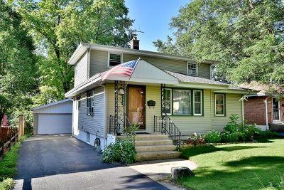 Villa Park Single Family Home Price Change: 129 East Adams Street