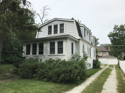 Westmont Single Family Home Contingent: 116 South Park Street