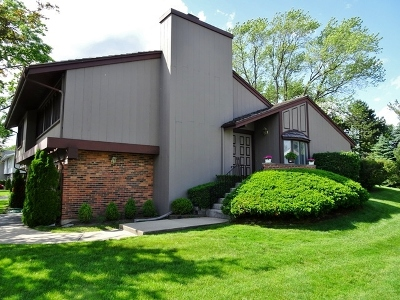 Oak Brook Condo/Townhouse For Sale: 184 Briarwood Loop