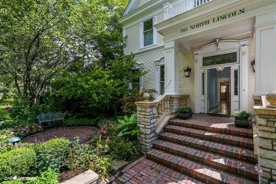Hinsdale Single Family Home For Sale: 215 North Lincoln Street