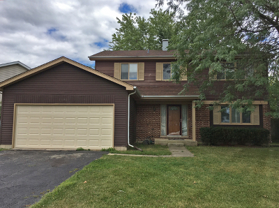 Lombard IL Single Family Home Contingent: $259,900