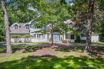 Oak Brook Single Family Home For Sale: 716 Acorn Hill Lane