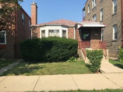 Single Family Home New: 10112 South Eberhart Avenue