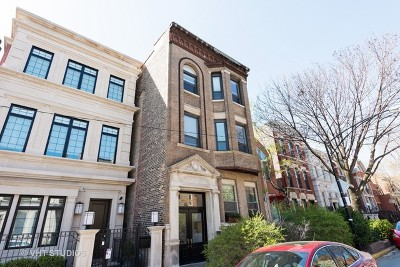 Cook County Condo/Townhouse For Sale: 1702 North Dayton Street #1F