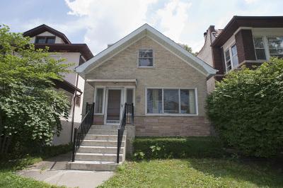 Oak Park Single Family Home Contingent: 528 South Scoville Avenue