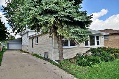 Franklin Park Single Family Home Price Change: 2446 Nona Street