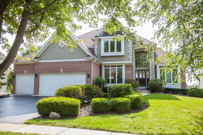 Geneva Single Family Home For Sale: 1616 Fairway Circle