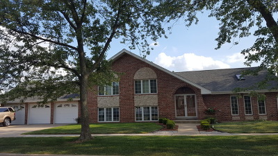 Chicago Ridge  Single Family Home For Sale: 11001 South Menard Avenue
