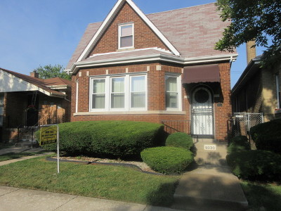 Single Family Home New: 9030 South Jeffery Boulevard
