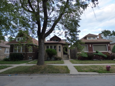 Chicago IL Single Family Home New: $114,900