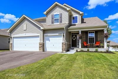 Woodstock Single Family Home New: 649 Verdi Street